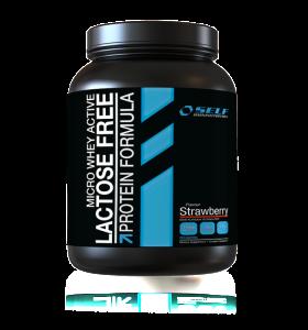 proteine Lactose free