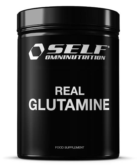 real glutamine self omninutrition