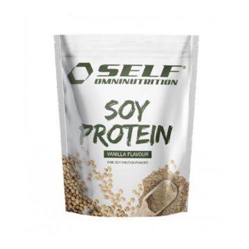 proteine della soya o vegane
