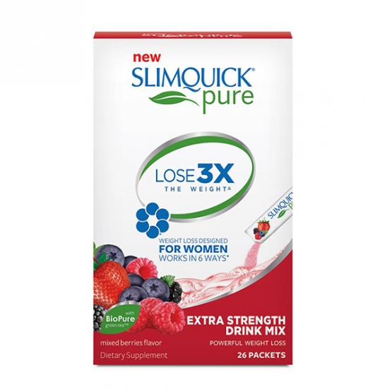 Wellnx NxLabs SLIMQUICK Pure extra