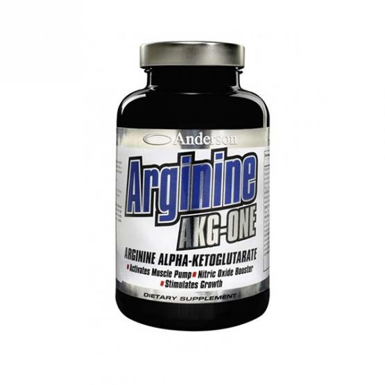 Anderson Research arginine akg one