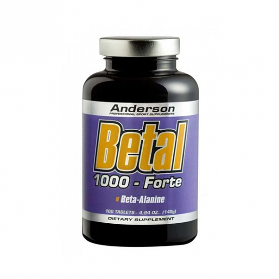 Anderson Research betal