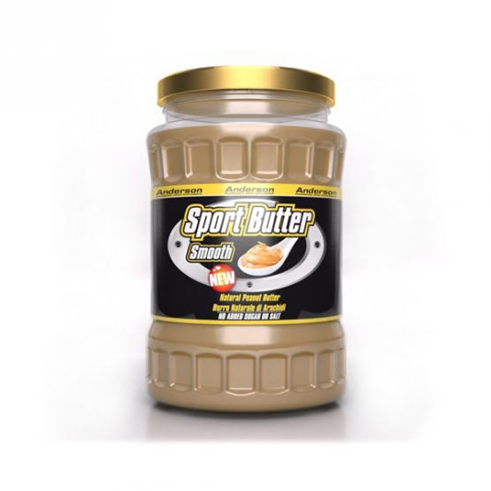 Anderson Research sport butter