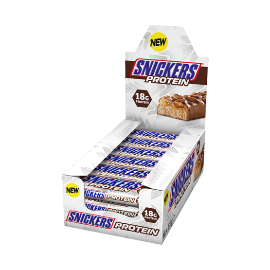 snickers protein bar 51g