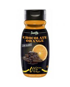 salsa cioccolato e arancia servivita 320 ml
