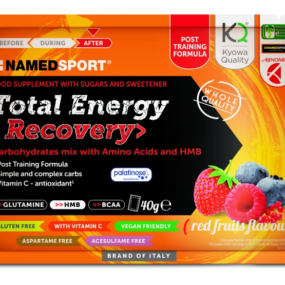 Total Energy Recovery Red Fruits 2D