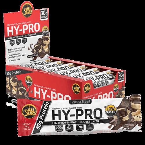 building six proteine 100 hypro bar