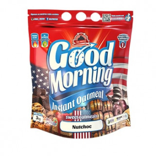 good morning oatmeal 3 kg max protein min
