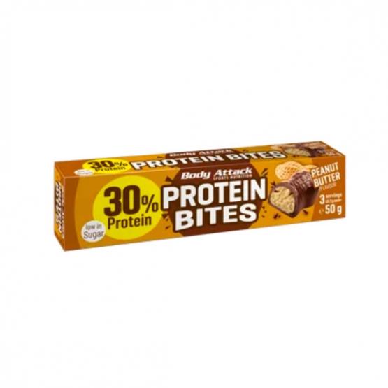 body attack protein bites 50g