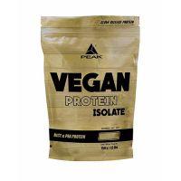 vegan protein isolate peak