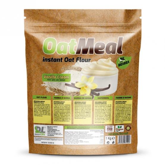 farina avena dailylife instant oatmeal 1kg