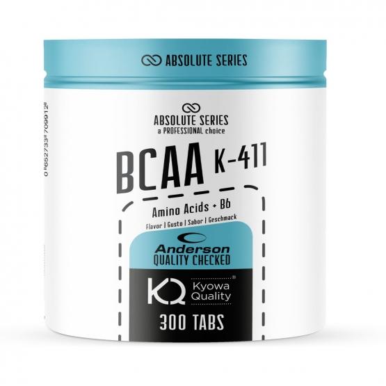 Aminoacidi ramificati Kyowa BCAA k 411 ab solute series