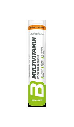 Multivitamin Effervescent Biotech Usa