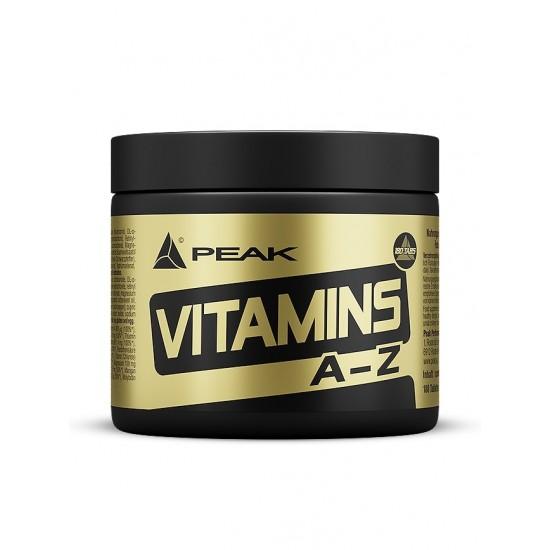 vitamins az peak
