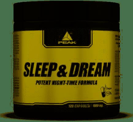 sleep dream peak